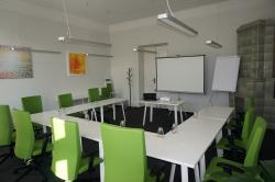 Sobusy open space turned into meeting room